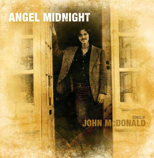 John McDonald - CD cover